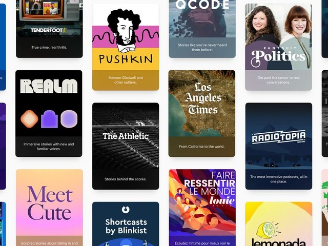 Apple Podcasts Subscriptions Is Here, If You Want It