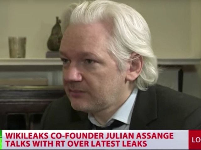 Democrats accuse Assange of being a tool for Russian intelligence, but it remains unclear if he'll face charges over publishing hacked DNC emails