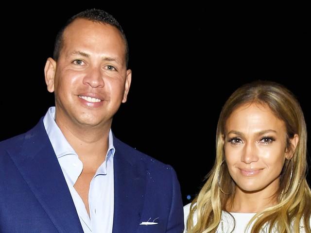 Alex Rodriguez: Jennifer Lopez Is My Daughters' Role Model