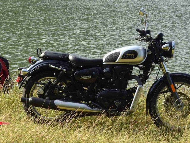 Benelli Imperiale 400 test ride review – Better than Royal Enfield Classic 350?