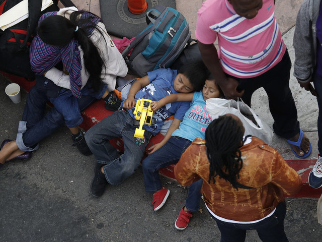 New asylum rule further tightens U.S.-Mexico border