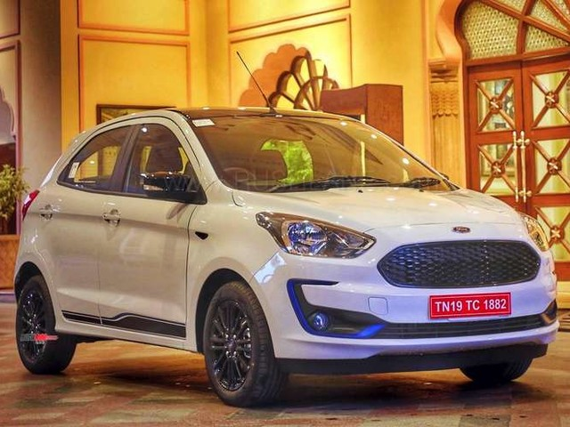Ford Figo price slashed by Rs 39k within 40 days since launch