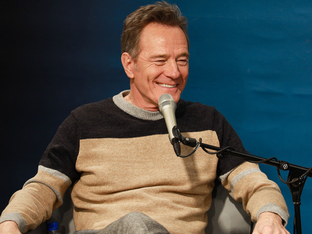 Bryan Cranston Doesn't Want to Do a 'Breaking Bad' Reboot