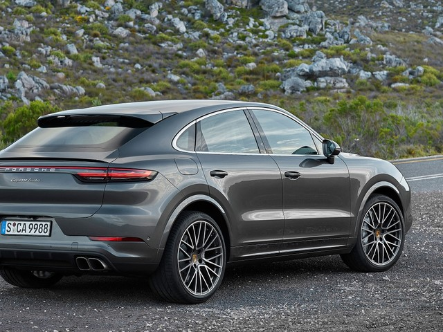 Porsche Cayenne Coupe Hybrid will debut later this year