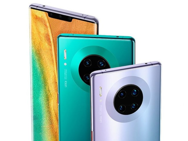 Huawei Launches Mate 30 & Mate 30 Pro 4G and 5G Variants: First Step Away From Google
