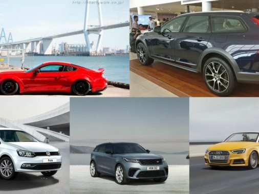 Types of Cars In India