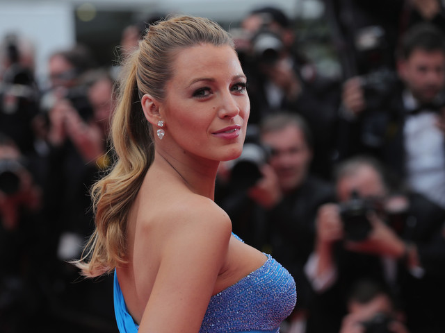 Blake Lively Slams Red Carpet Reporter For Asking About Her Outfit