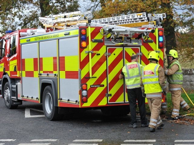 Fire crews called out to tackle blaze at the Gramps in Aberdeen