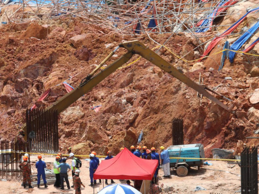 Indonesian Embassy gathering info on citizens involved in Penang landslide