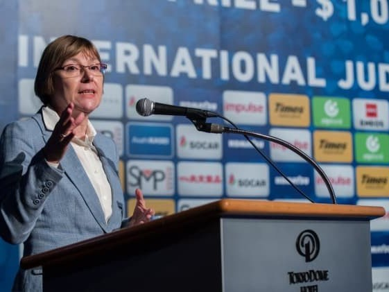 IJF signs up to gender equity treaty as calls made for better female representation in judo