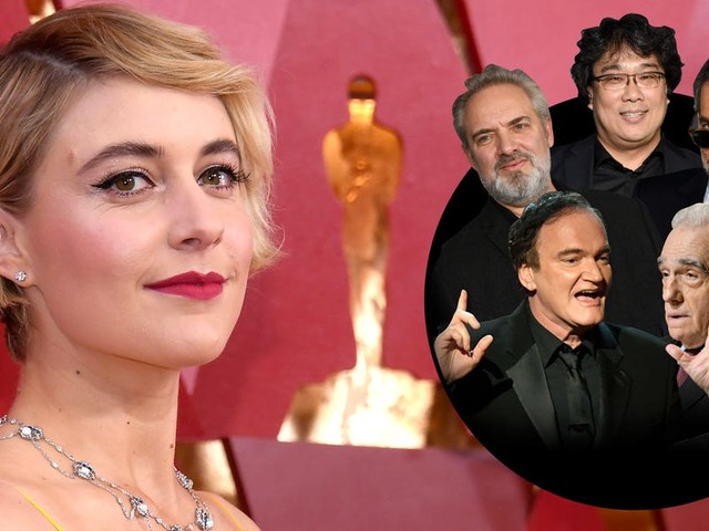 Why Greta Gerwig should have been nominated for the best directing Oscar