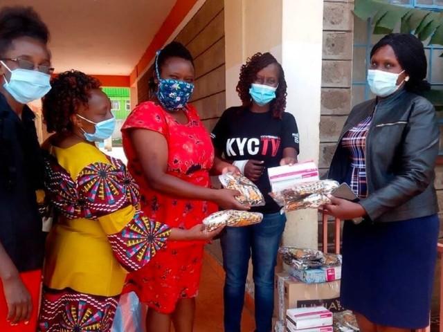 University researchers helping to limit the spread of coronavirus in Kenya