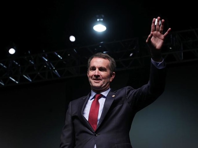 Democrat Ralph Northam Projected to Win Virginia Governor's Race
