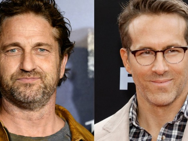 Gerard Butler Tried To Come For Ryan Reynolds And The Emphasis Is On Tried