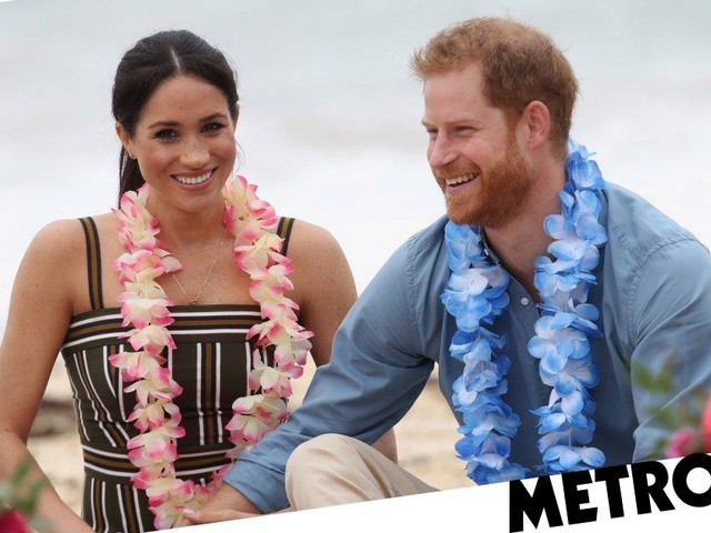 Harry and Meghan on the job hunt after announcing plans to become 'financially independent'