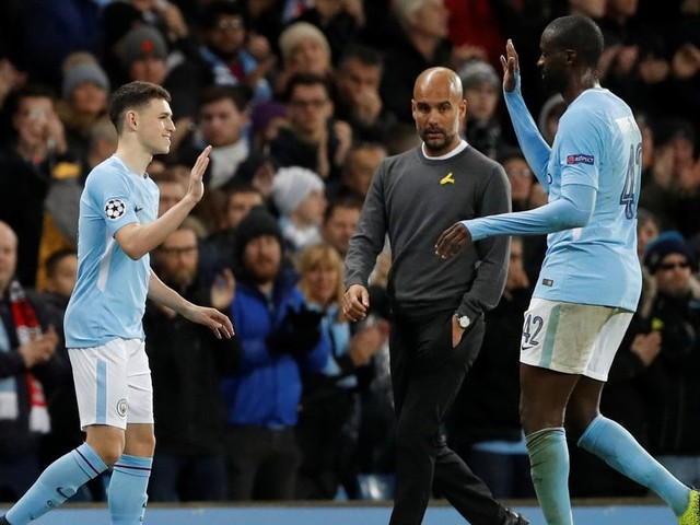Yaya Toure gives glowing verdict on Manchester City youngster Phil Foden - 'he's the future of the club'