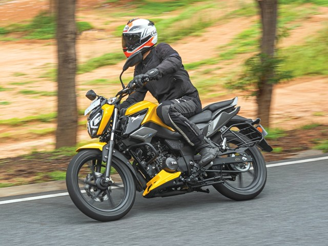 Review: TVS Raider 125 review, test ride