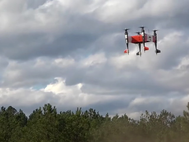 Bell's Autonomous Cargo Drone Demonstrates Game-Changing Aerial Resupply Capability