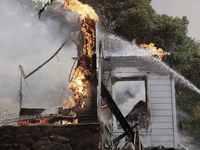 4 ways to help the victims of the wildfires in Northern California