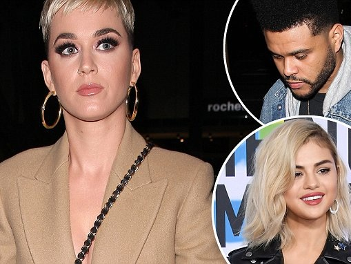Katy Perry went to dinner with The Weeknd as 'revenge'
