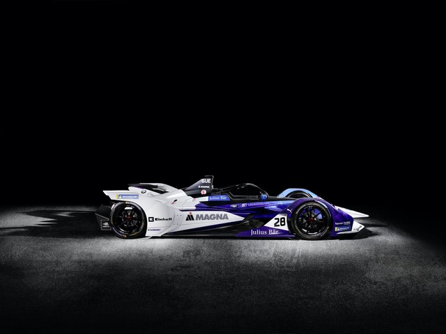 Formula E: Gunther puts BMW on top in pre-season testing at Valencia