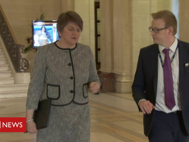 RHI: Ex-DUP advisers to give evidence to inquiry