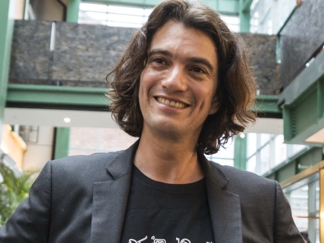 More WeWork drama, Wall Street's technology power players, Here are the top cannabis bankers