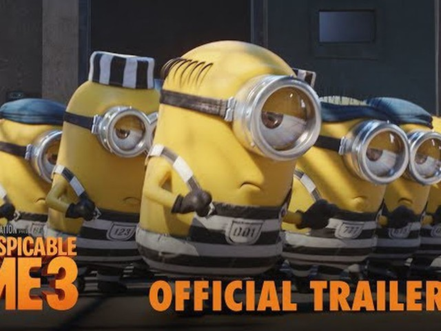 Gru joins the family business in third 'Despicable Me 3' trailer