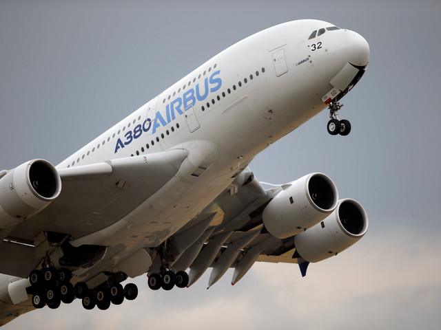 Plane manufacturer Airbus is to cut 1,700 jobs in the UK