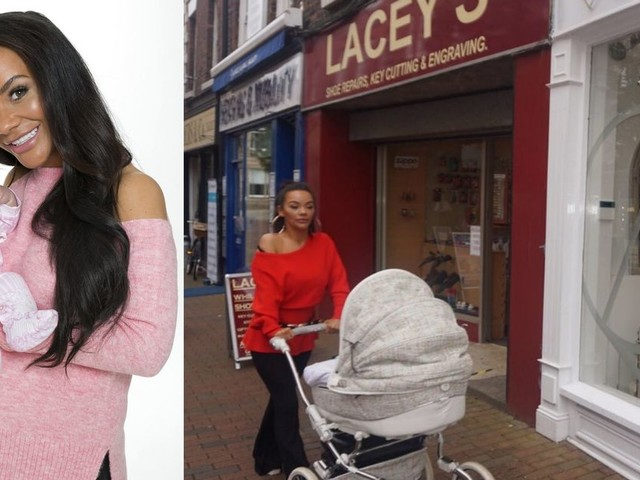 New mum Chelsee Healey treats her baby daughter to a 'blinged up' cot - and it sounds super-cute