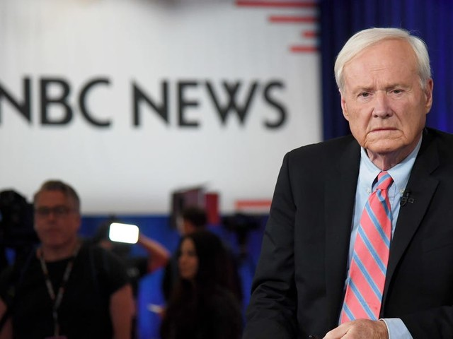 MSNBC's Chris Matthews formally apologizes to Bernie Sanders for comparing his Nevada win to the Nazis taking over France