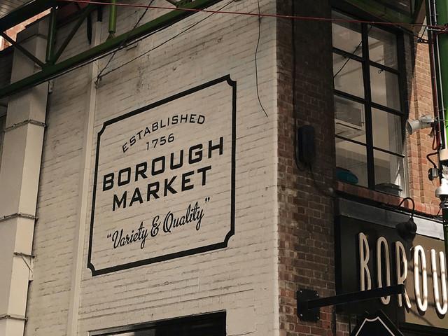 Borough Market to start opening on Sundays