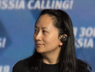 Huawei CFO to appear in Canada court as Chinese media slam arrest