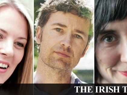 Three Irish writers on Costa Book Award shortlists