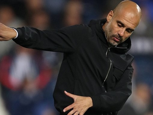 Pep Guardiola warns Man City of complacency against Palace