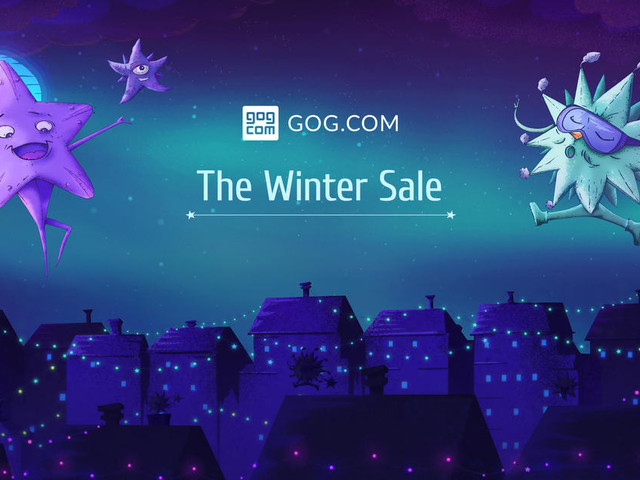 Jelly Deals: GOG's Winter Sale is now on