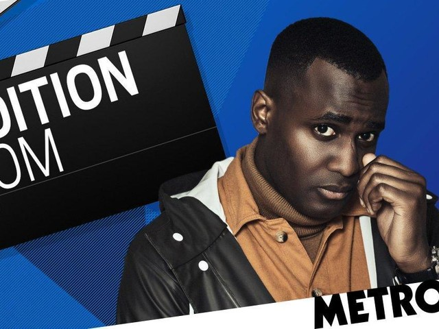 The Audition Room: Kadiff Kirwan on how he landed roles in Black Mirror, Timewasters and Detective Pikachu