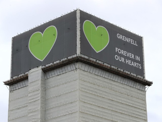 Grenfell cladding was 'wholly unorthodox' says panel manufacturer