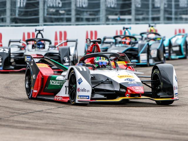 Formula E: Di Grassi beats Buemi to win Berlin E-Prix