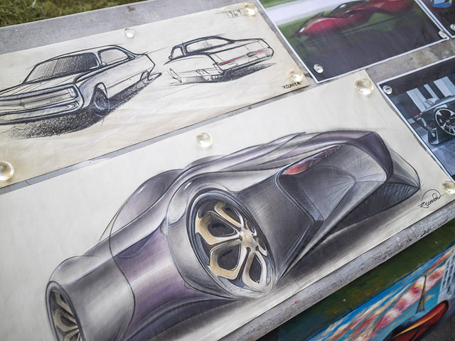 Who Will Design The Cars Of The Future?