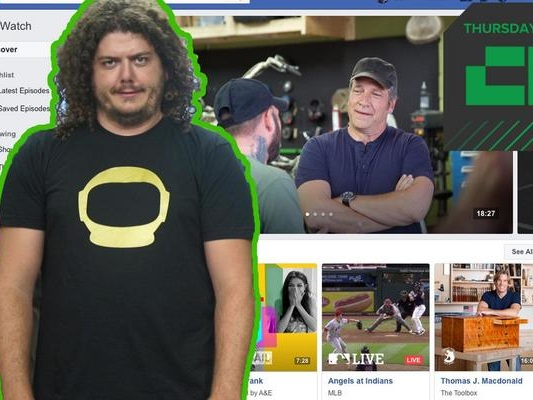 Crunch Report | Facebook Launches 'Watch' for Original Shows