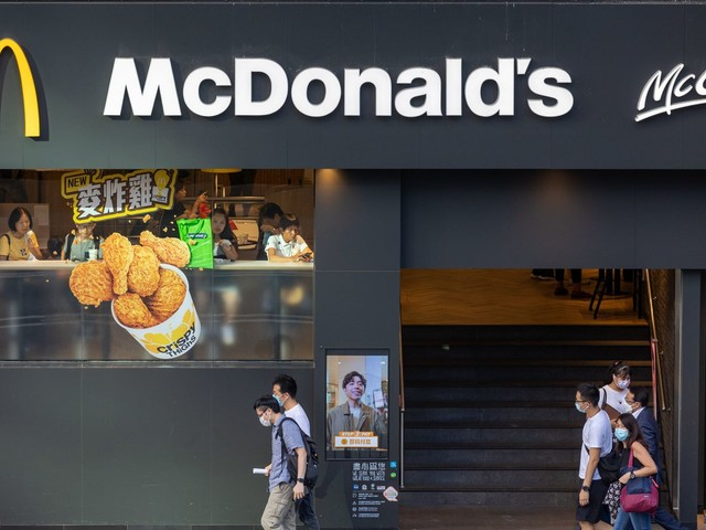 McDonald's Is Out Of Milkshakes. Which Fast Food Fave Will Be Next?
