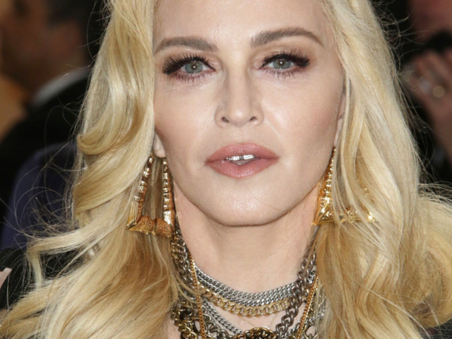 AWKS! Madonna shares snap of herself riding a horse on her birthday – but fans spot something VERY rude…