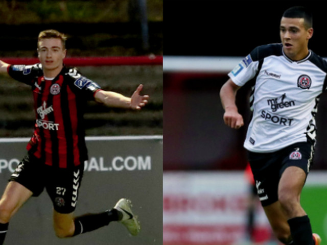 Bohemians could lose Dan Kelly and Ali Reghba after lining out for English clubs