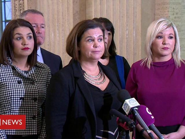 'Absolutely no secrecy' on Sinn Féin vote figures