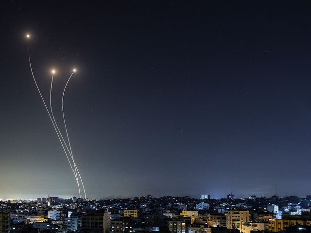 Israel launches more airstrikes after 42 Palestinians killed in Gaza City
