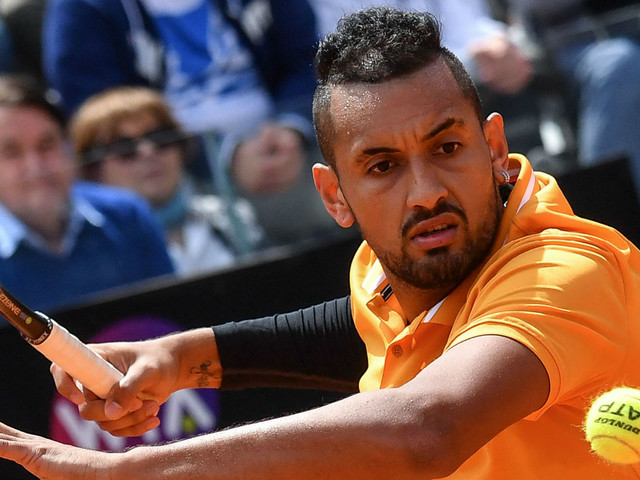 The Decathlon: Kyrgios's verbal volley at Djokovic, Nadal and Verdasco