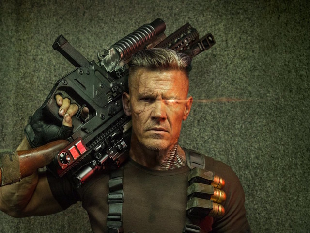 Deadpool 2: New Photo of Josh Brolin's Full Cable Costume Revealed