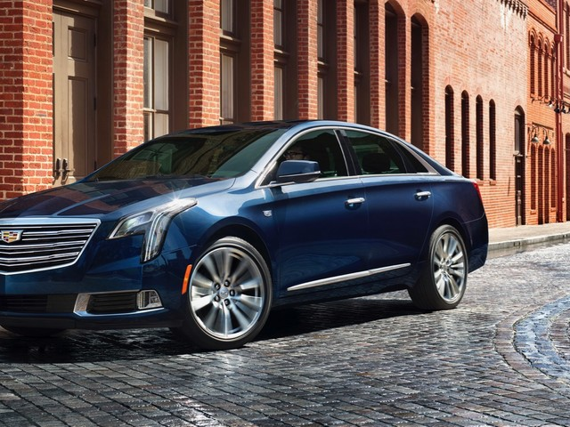 Cadillac XTS will officially die in October