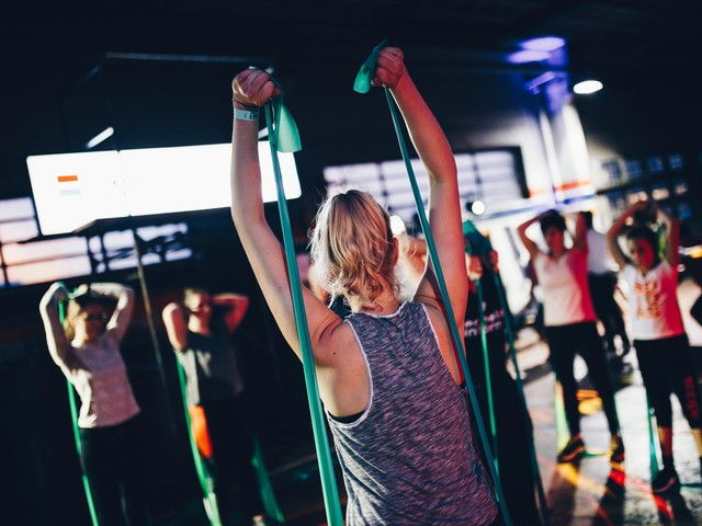 Indoor gyms and pools in England start to reopen in latest easing of lockdown
